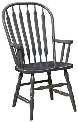 Harrison Solid Arm Chair