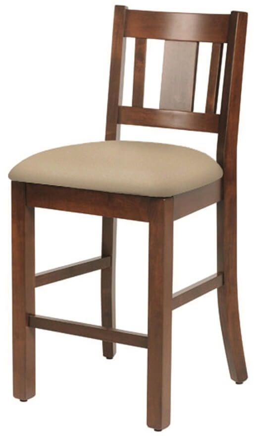 Solid Wood Henredon Bistro Chair