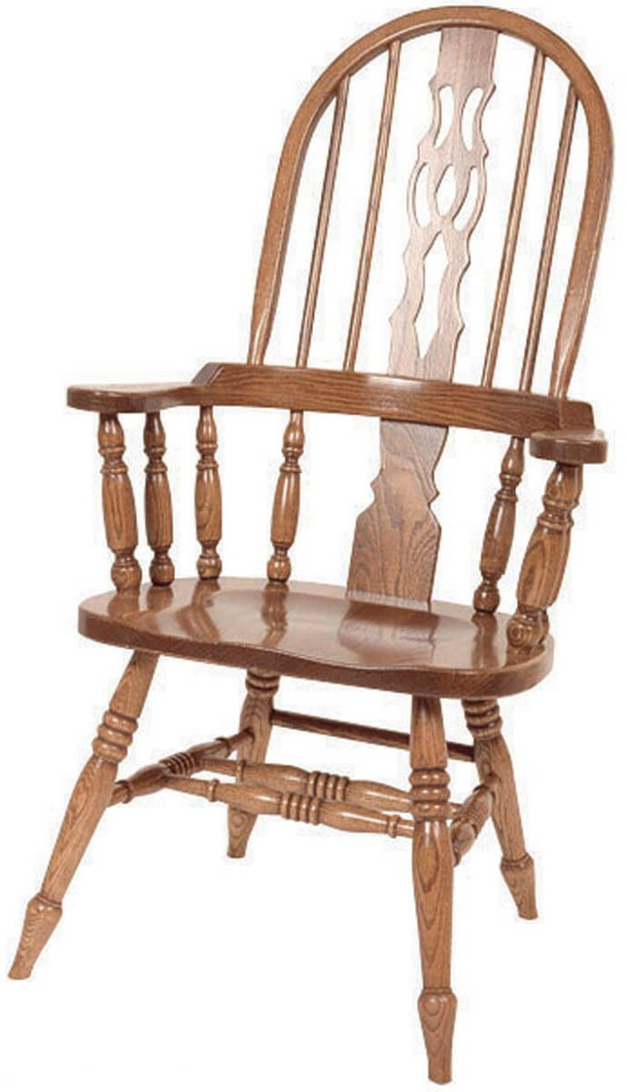 King Edward Traditional Arm Chair