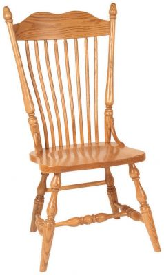Kittery Solid Wood Side Chair