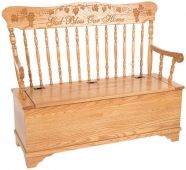 Longmeadow Storage Bench