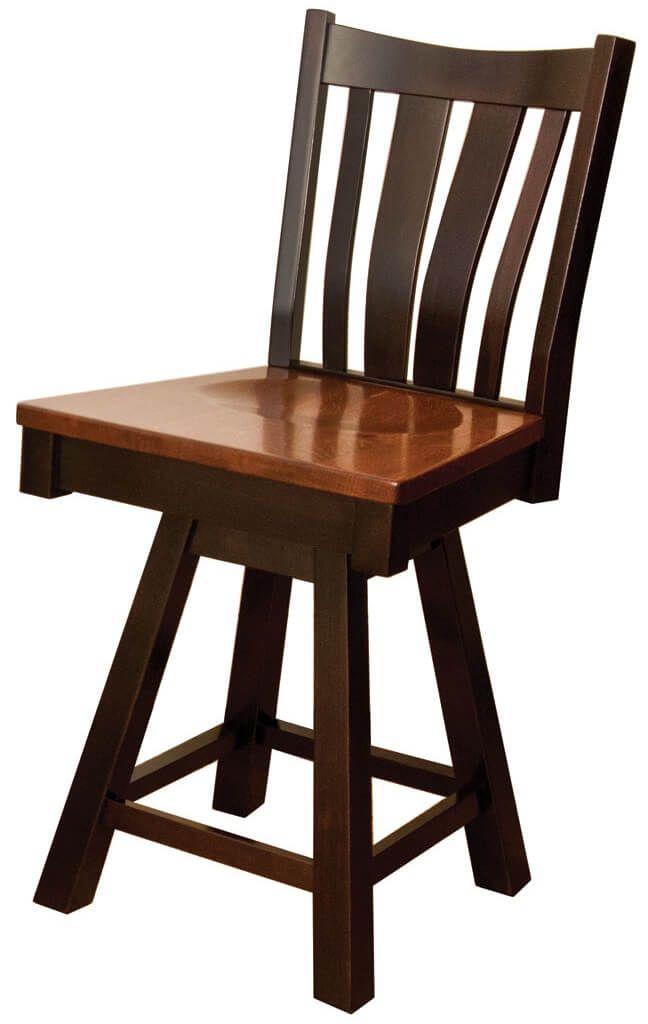 Lundy Swivel Bar Chair