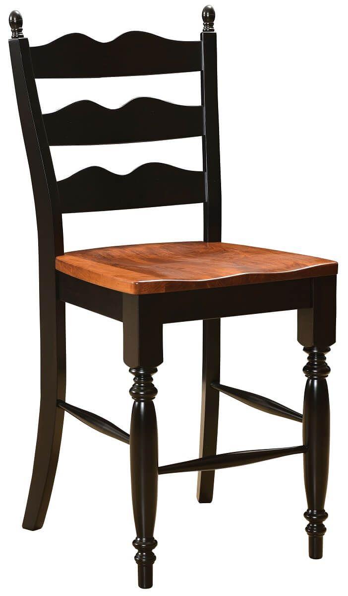 Normandy Ladder Back Pub Chair