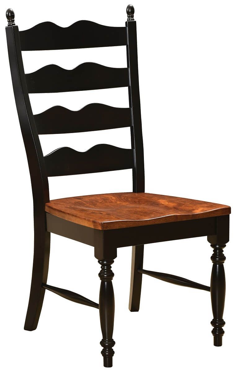 Normandy Ladder Back Side Chair