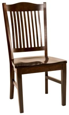 Raffles Amish Dining Side Chair