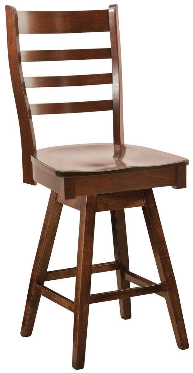 St. Lucia Swivel Bar Chair