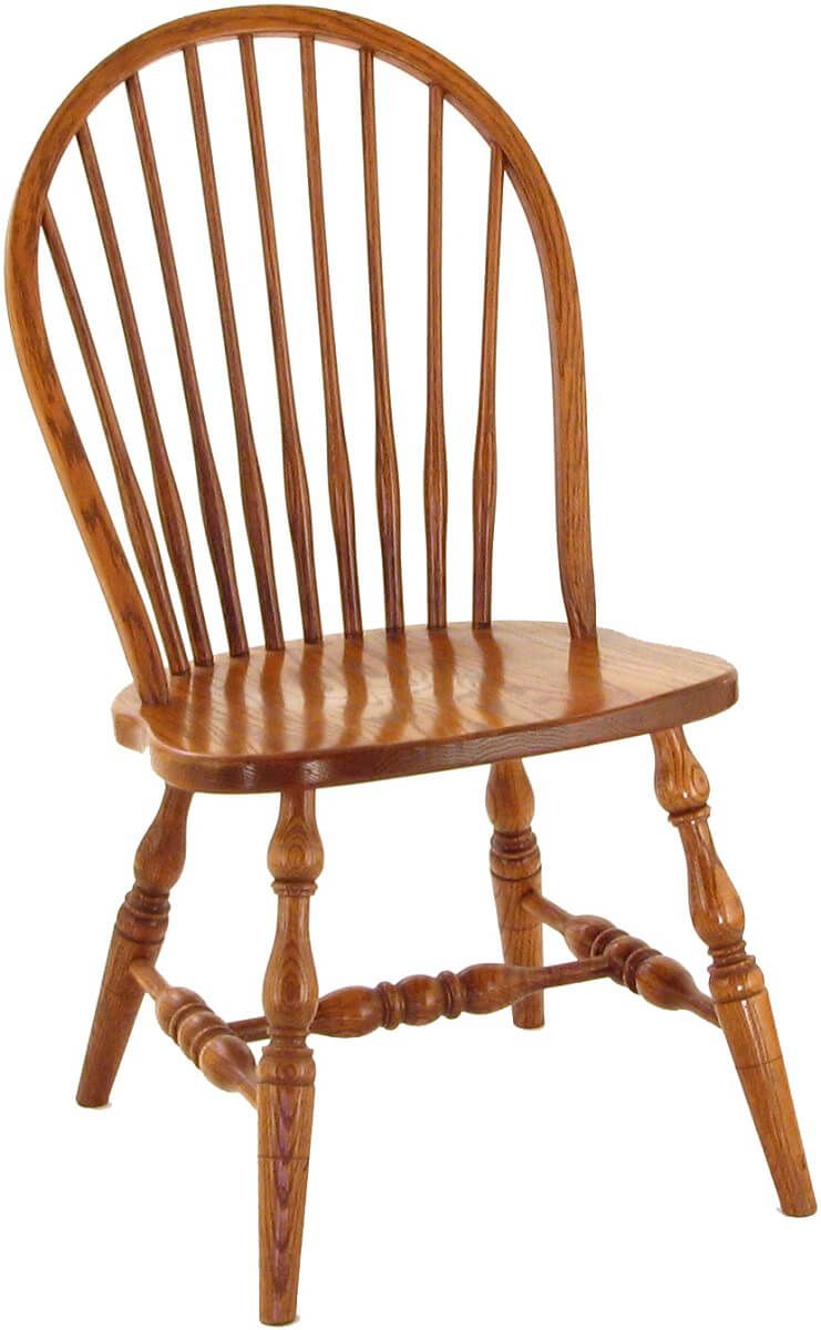 Biddeford Bow Back Side Chair