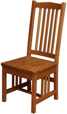 Carbondale Mission Dining Side Chair