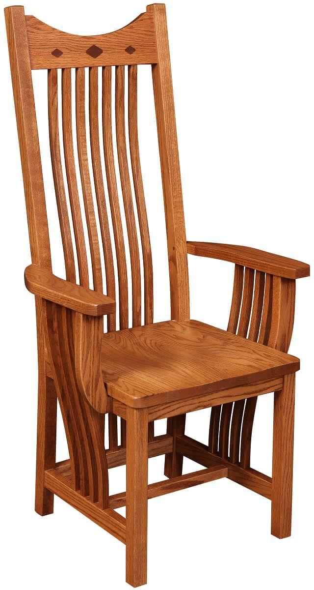 Desert Hills Dining Arm Chair