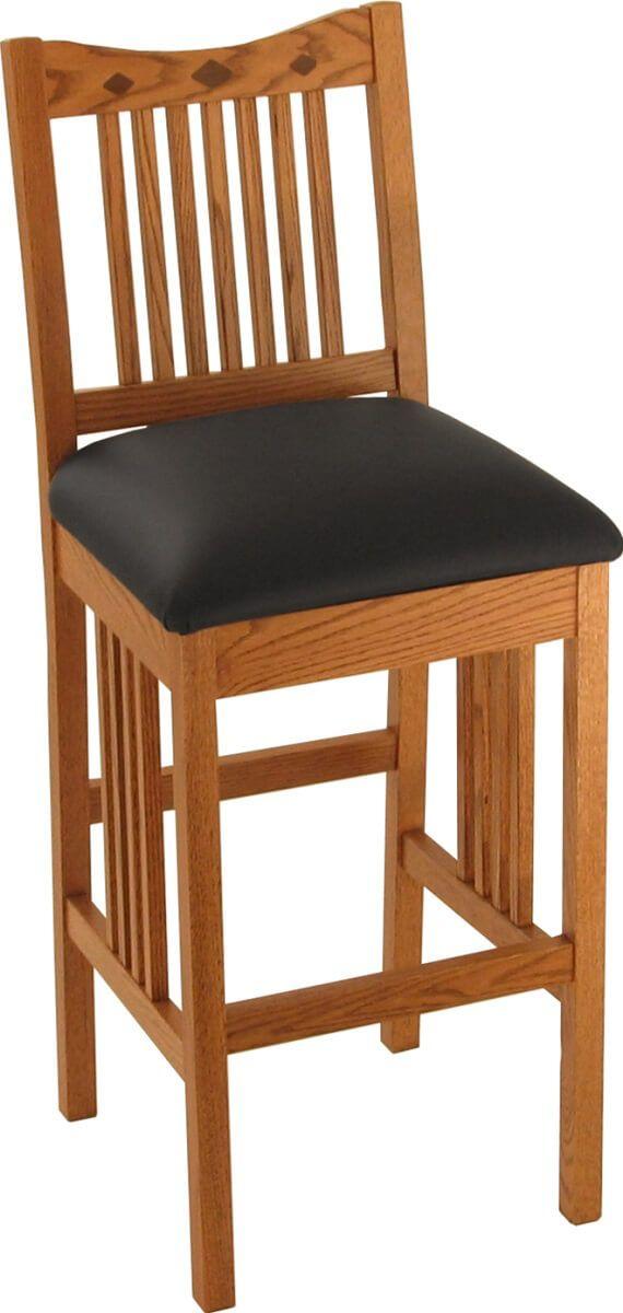 Desert Hills Bar Chair