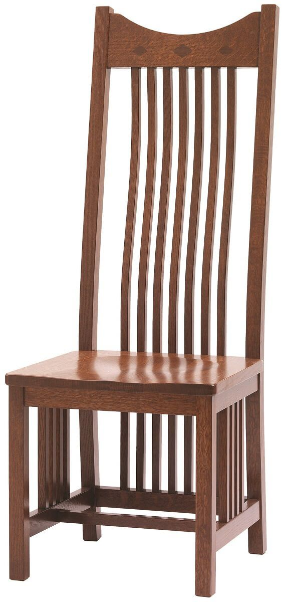 Desert Hills Side Chair in Oak
