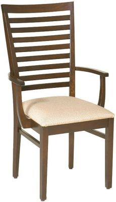 Elisee Shaker Dining Arm Chair
