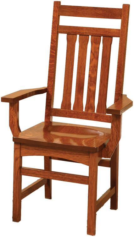 Franconia Ridge Dining Arm Chair