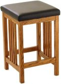 Galvin Mission Bar Stool