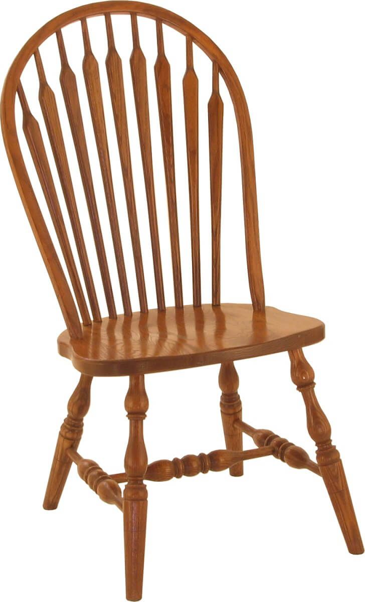 Kimball High Back Side Chair