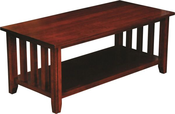 Aldora Mission Coffee Table