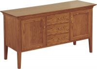 Galena 3-Drawer Buffet
