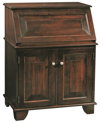 Lakota Small Secretary Desk Countryside Amish Furniture