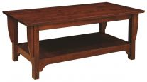 Cherry Lily Coffee Table