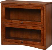 Montour 2-Door Barrister Bookcase