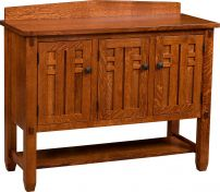 Parsons Ferry 3-Door Sideboard