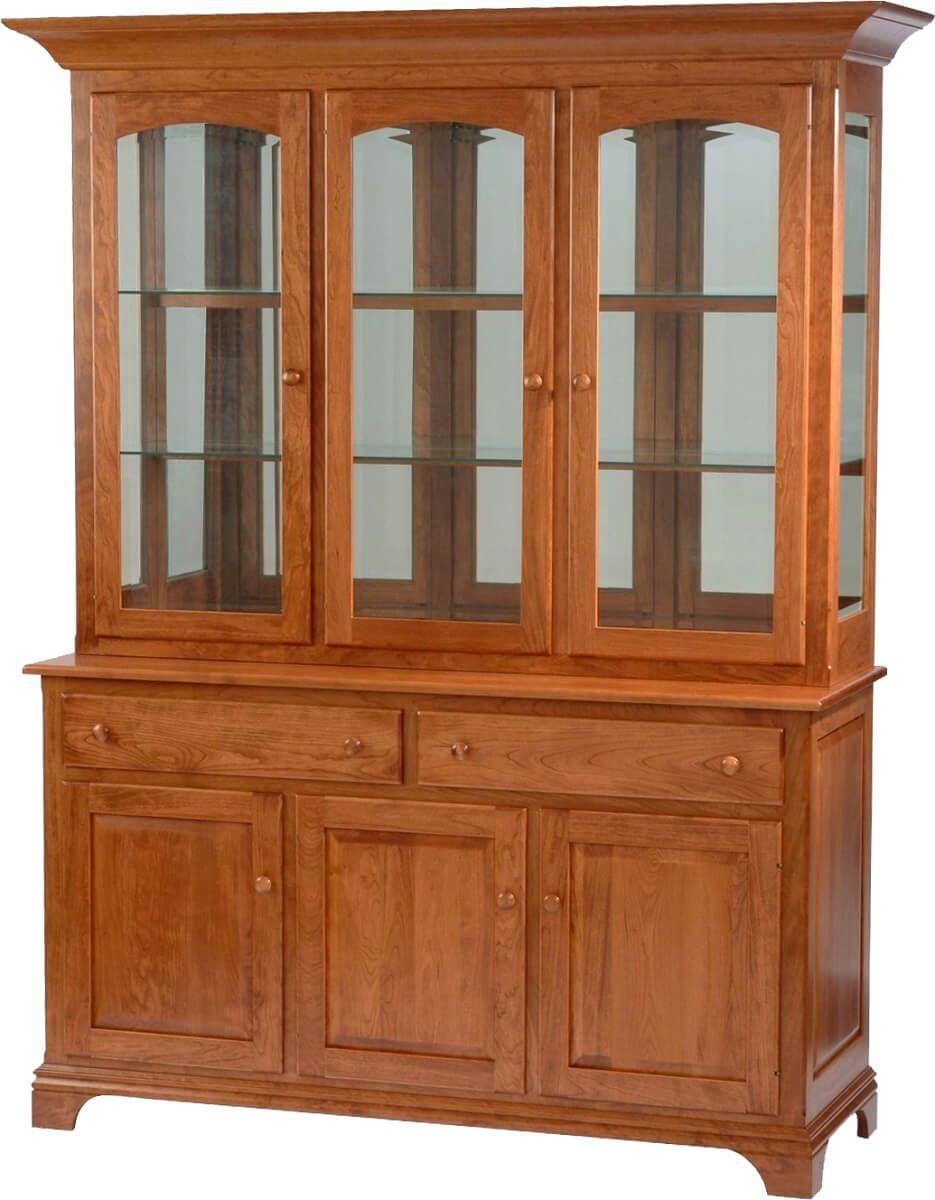 Springwood 3-Door Hutch