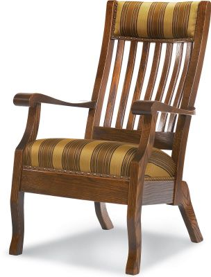 Amish Made Guest Chair