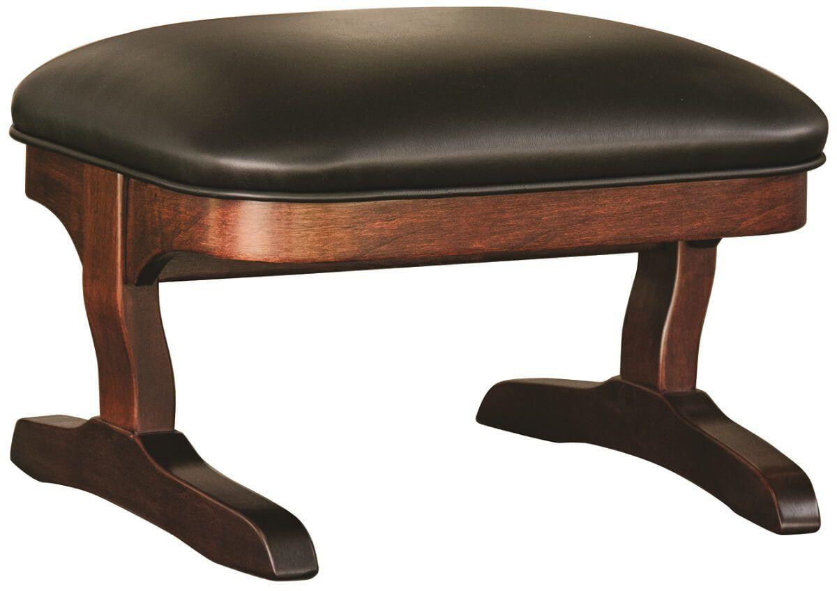 Calvert Upholstered Footstool