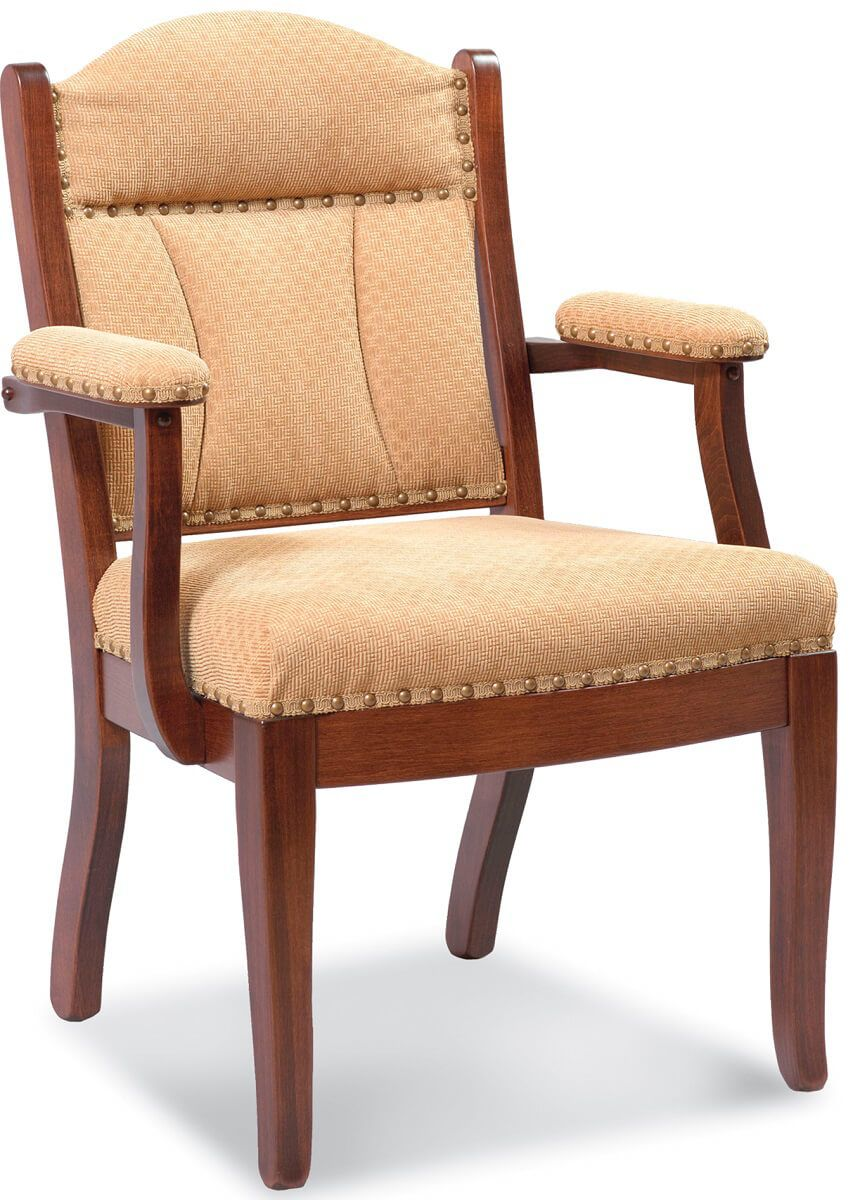 Remington Client Chair with fabric