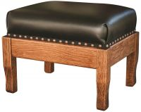 Stafford Upholstered Footstool
