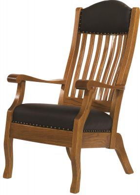 Stafford Guest Chair in Oak