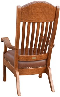 Hardwood Guest Chair