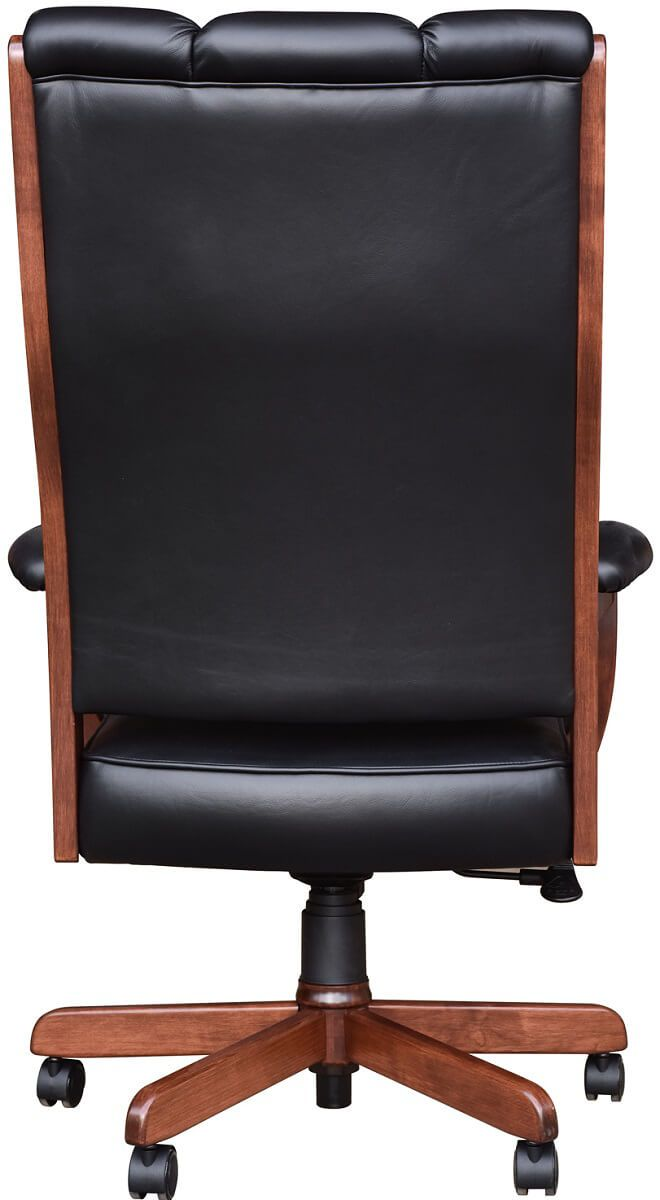 Woodside Executive Chair Countryside Amish Furniture