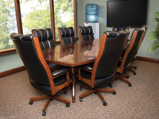 Full Grain Leather Office Chairs