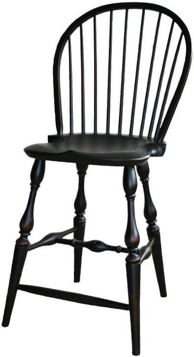 Philadelphia Bar Height Windsor Chair