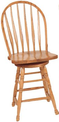 Dover Low Bent Feather Pub Chair