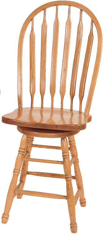 Roanoke High Bent Paddle Bistro Chair