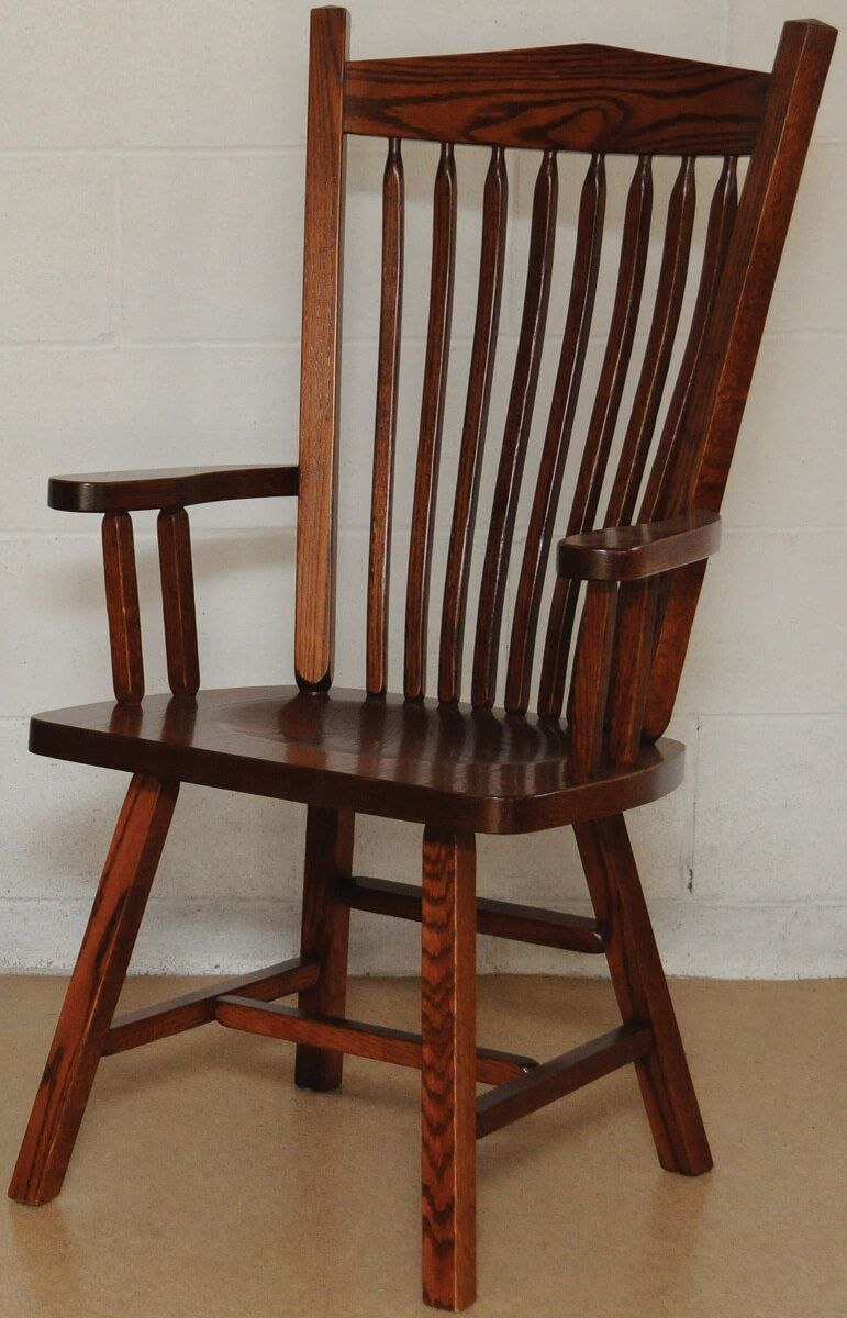 San Gabriel Mission Arm Chair