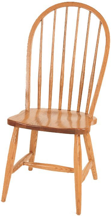 Side Chair with Plain Base