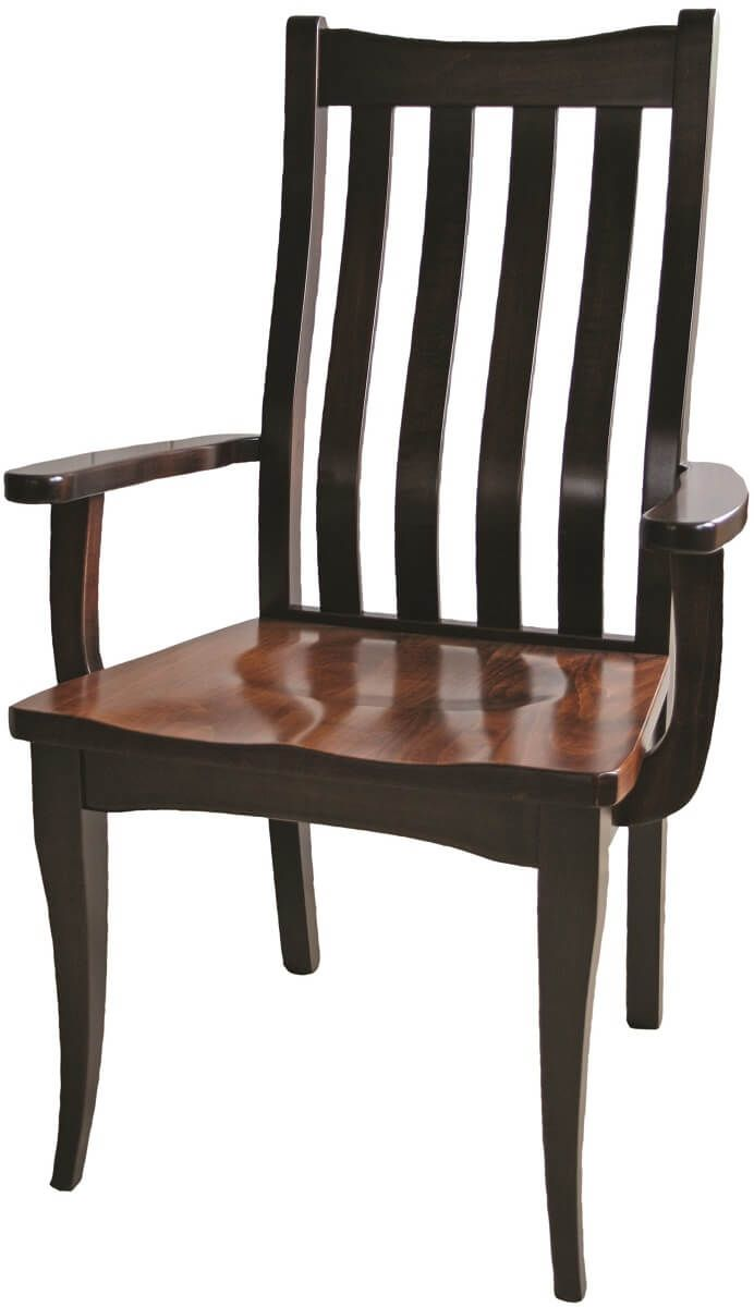 Bailey Harbor French Country Arm Chair