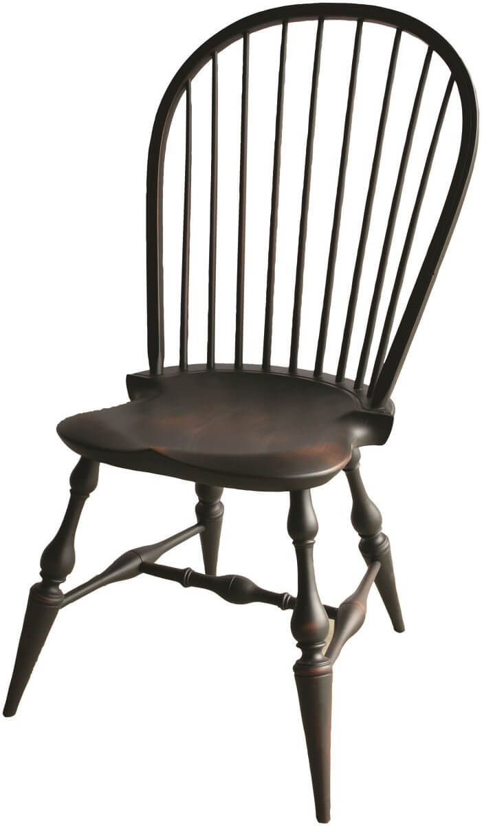 Hardwood Windsor Side Chair