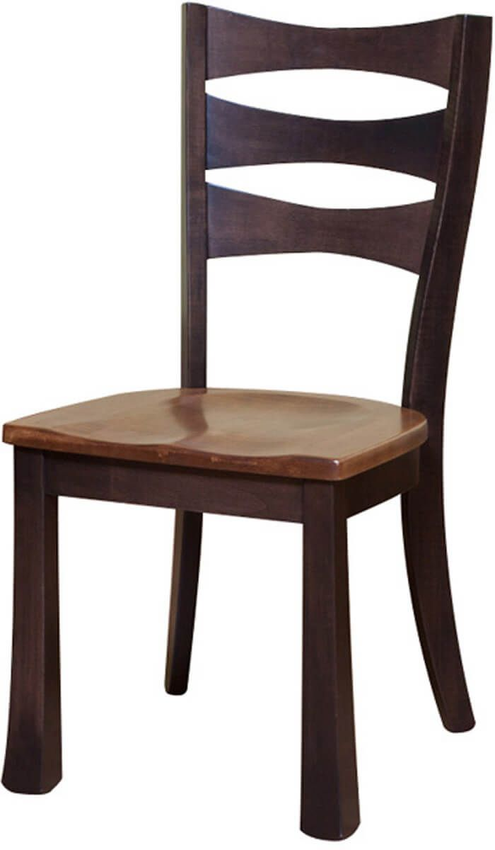Barton Glen Solid Wood Side Chair