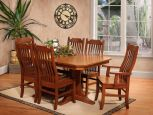 Battle Creek Mission Style Dining Room Set