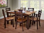 Carthage Expandable Dining Table Set