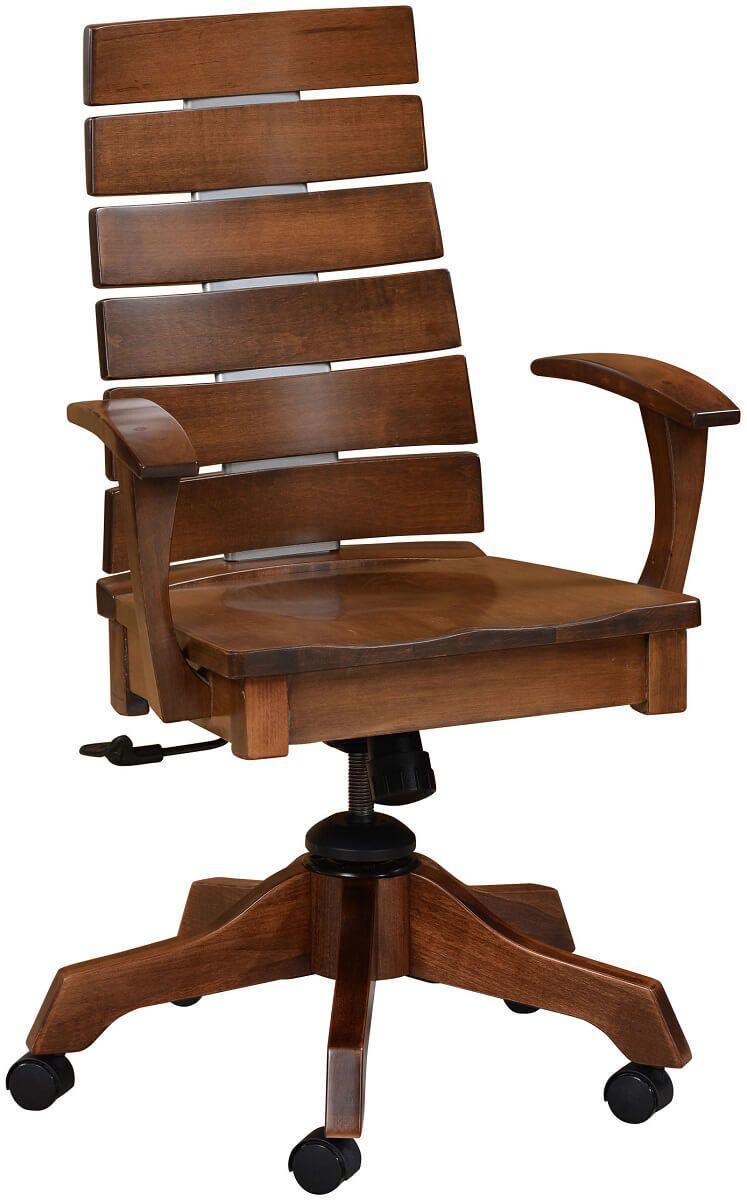 Dacosta Contemporary Arm Desk Chair
