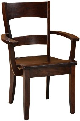 Dietrich Amish Arm Chair