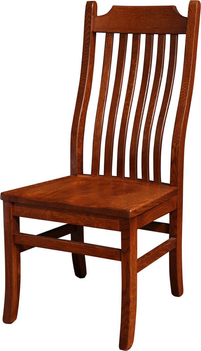 Emma Mission Side Chair