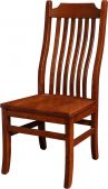 Emma Mission Dining Chair