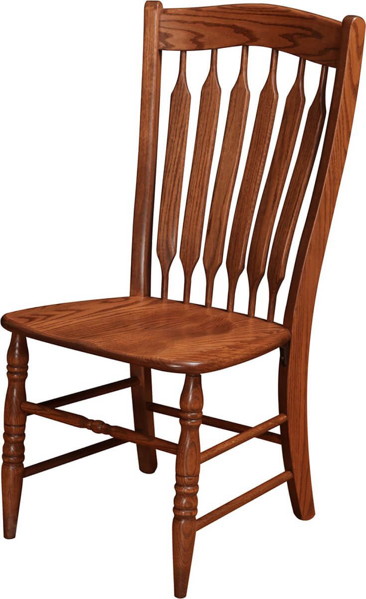 Heywood Paddle Back Side Chair