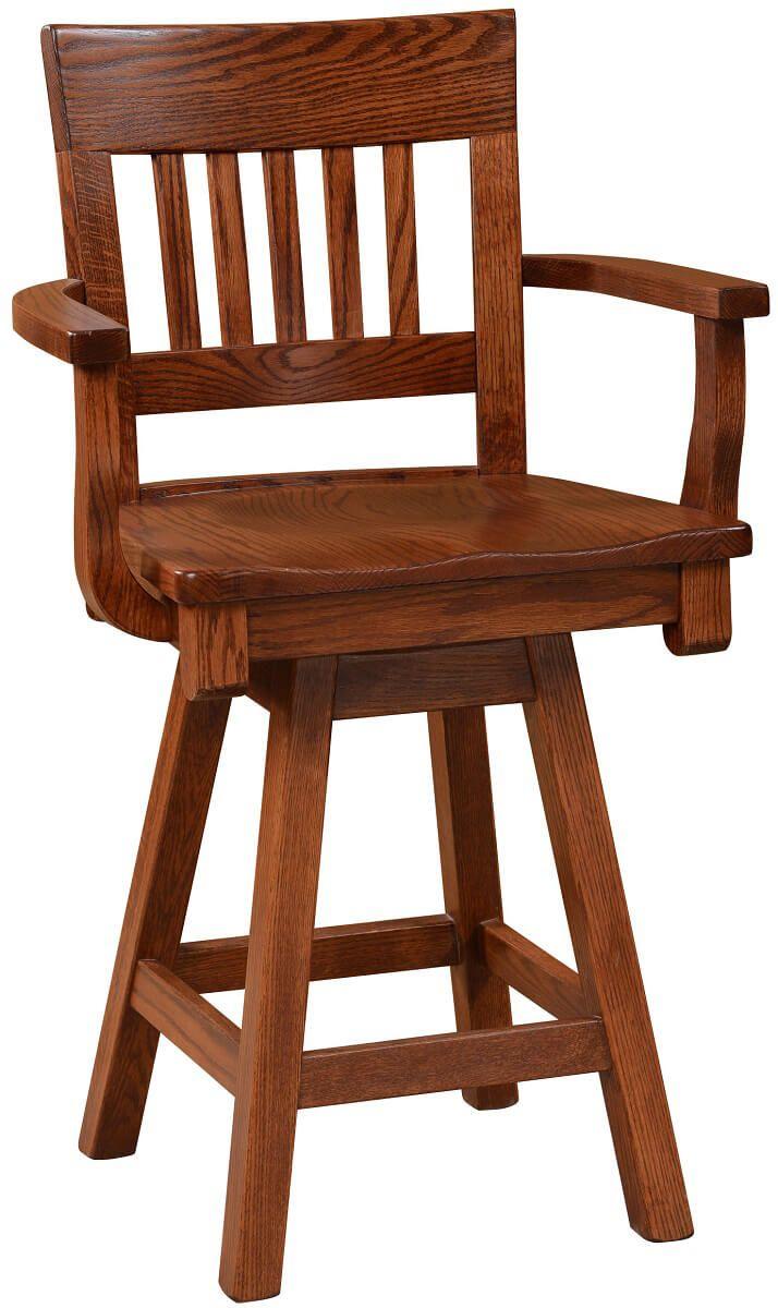 Jonesborough Counter Height Swivel Chair